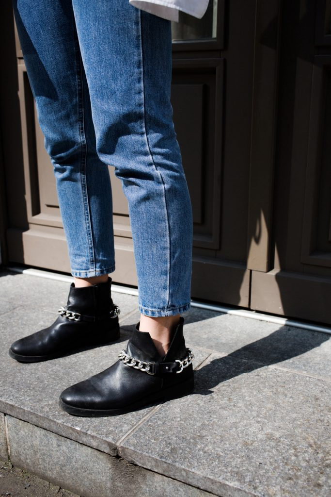 streetstyle-OOTD-Denim-Fashionblogger-boots-rominamey