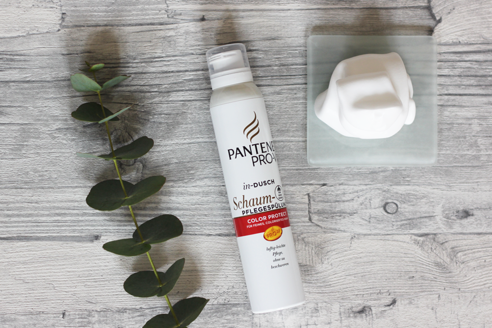 beauty-review-Pantene_pro-v-schaum-produkt
